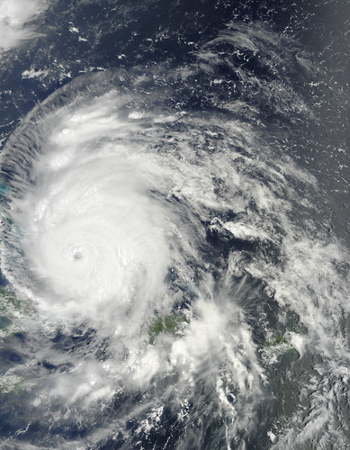 Hurricane Irene Captured August 24, 2011 | by NASA Goddard Photo and Video