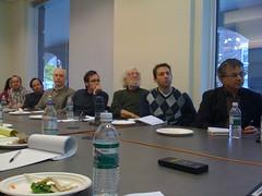 Participants at the STS Circle (November 2, 2009)