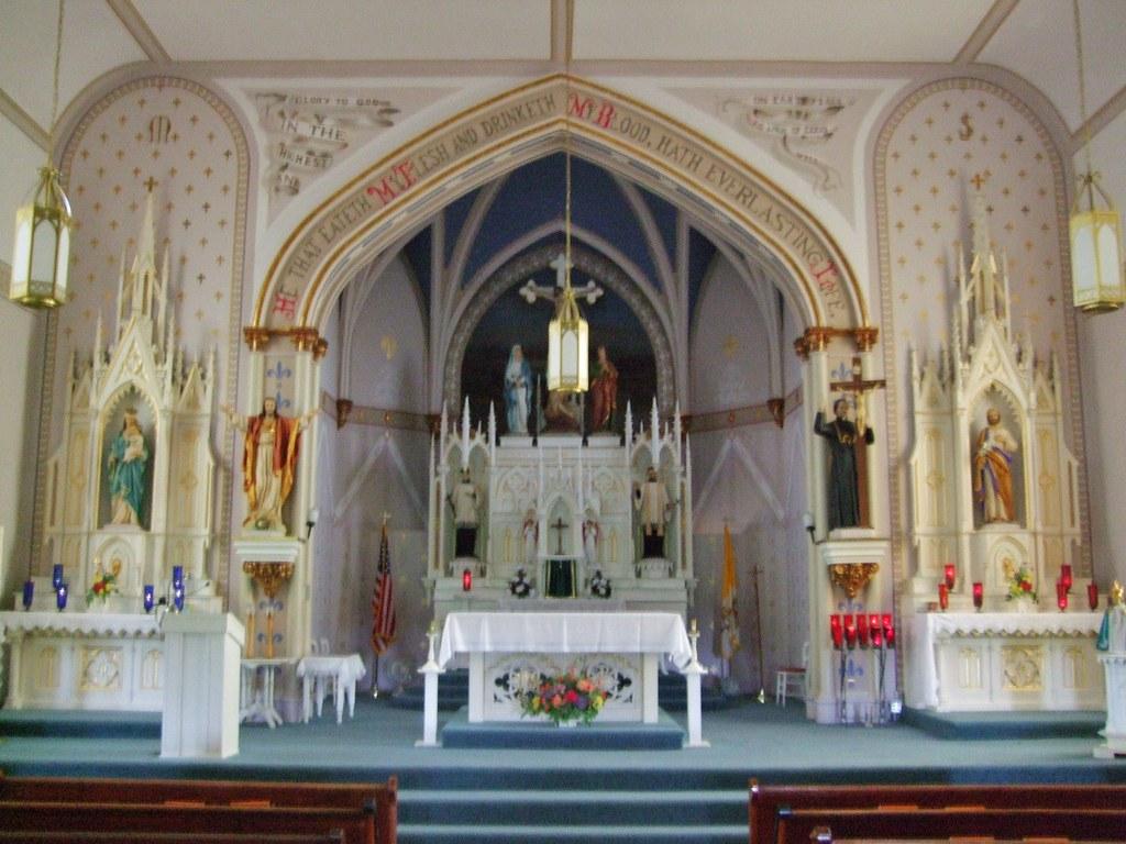 St. Joseph Catholic Church, St. Joseph, OH