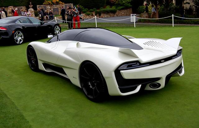 Shelby SSC 2012 Next Generation