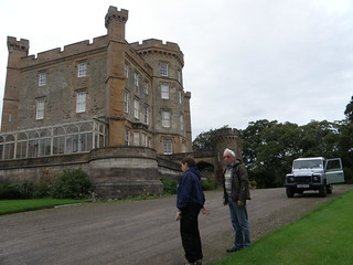 Caprington Castle