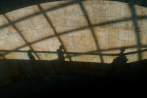 Saint Lazare Train Station Shadow | by Hugger Industries