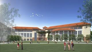 Valencia Osceola Campus Building 4 Rendering North Facad Flickr