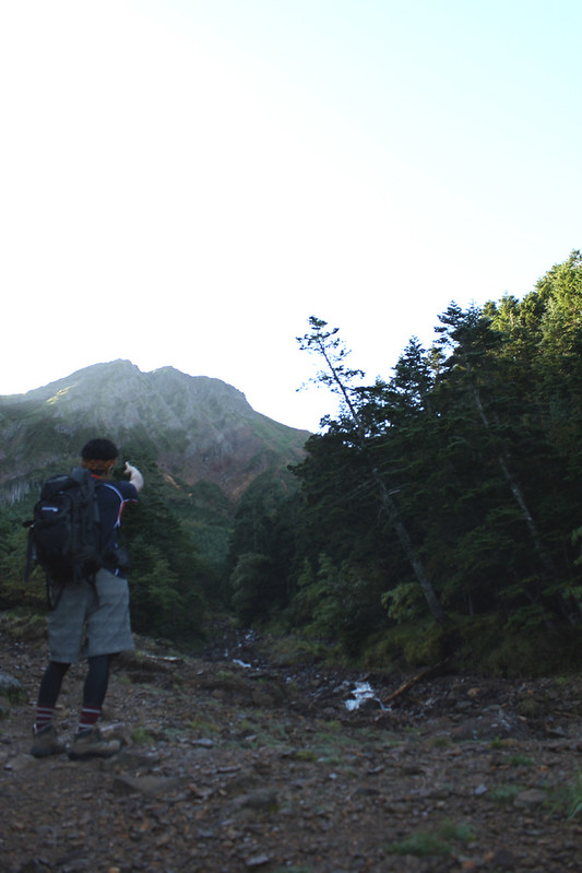 赤岳 登山