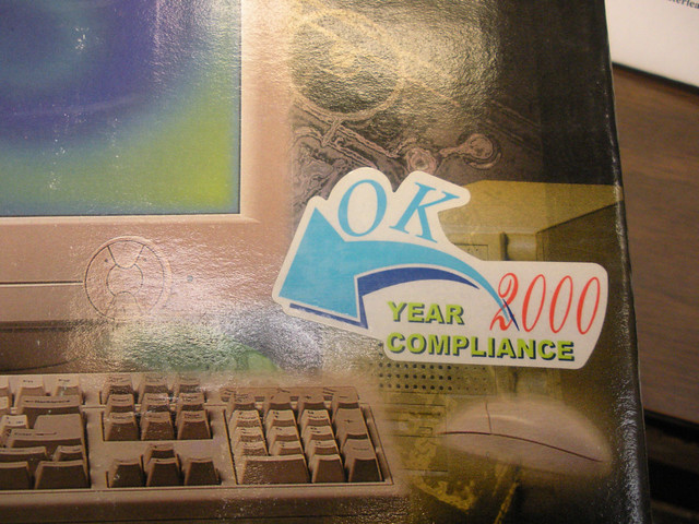 Year 2000 compliance