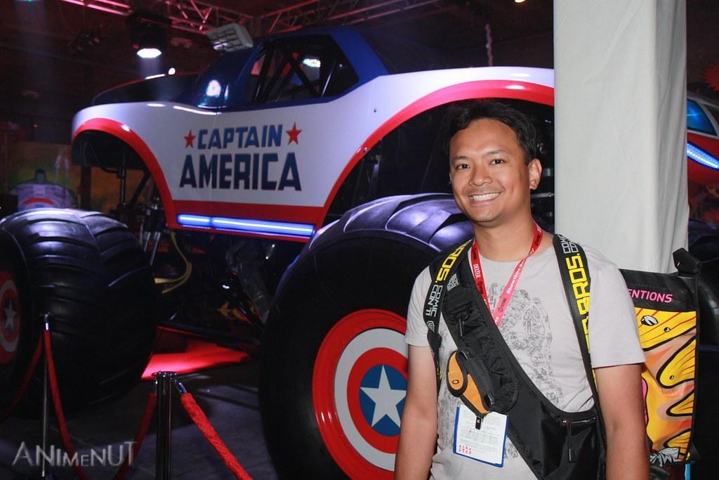 IMG_3323 - Eric at Marvel Monstergeddon