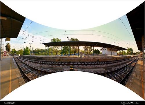 panorama portugal station train cp coimbra carris estação comboio mygearandme mygearandmepremium mygearandmebronze mygearandmesilver mygearandmegold mygearandmeplatinum mygearandmediamond