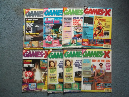 Games-X Magazines | by Jibijib