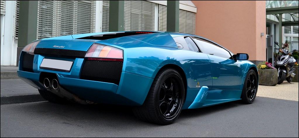 Lamborghini Murcielago 40th Anniversary Edition Flickr