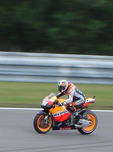 Brno MotoGP - Dani Pedrosa