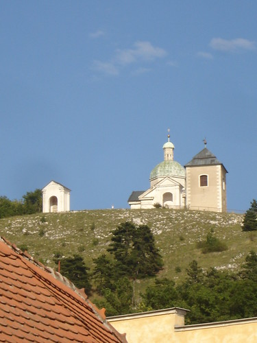 Mikulov - St. Sebastian Chapel on the Holy Hill