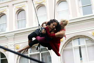 Platform 4: aerial ballet | by Stuart Grout