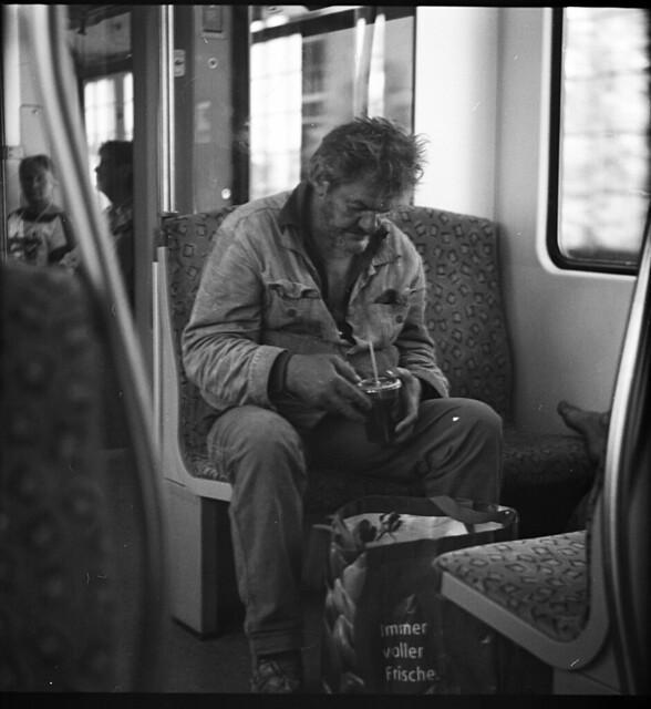 Homeless in Berlin