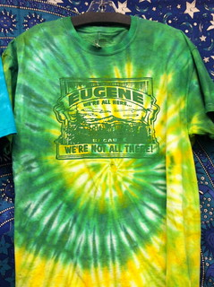 Tie Dye is Alive and Well in Eugene | by Travel or Die!
