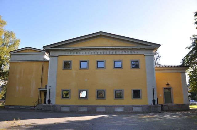 Kastellet transformer station / Kastellet transformatorstasjon