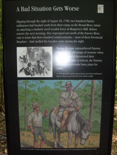 sc sign site historic