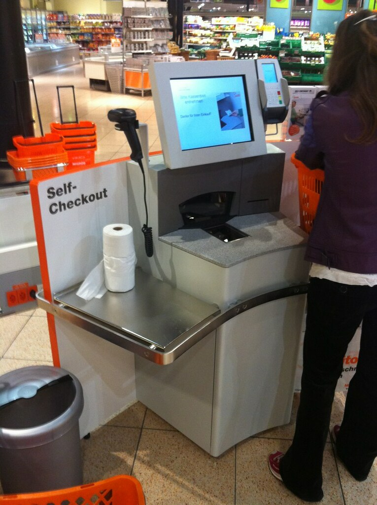 Image result for self checkout
