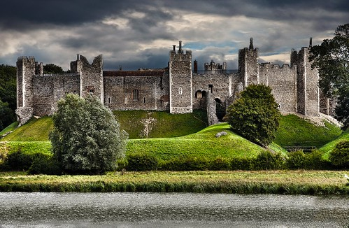 Framlingham Castle | by MFotography*