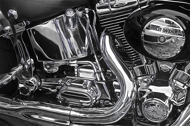 Harley's Chrome