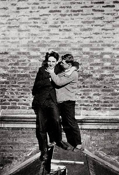 Jean-Paul Sartre e Paul Nizan | Núcleo Castor | Flickr