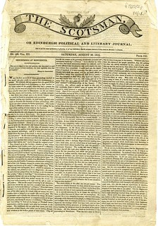 Proceedings at Manchester from The Scotsman, 1819 | by archivesplus