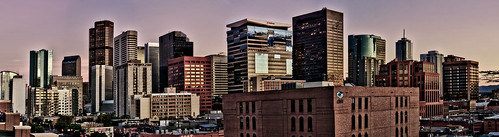 Denver Cityscape | by Max and Dee
