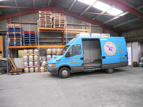 The Purple Moose Van