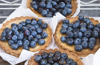 blueberry tarts | by Muffet