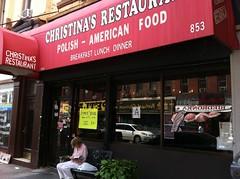 日, 2011-08-21 13:39 - Christina's Restaurant