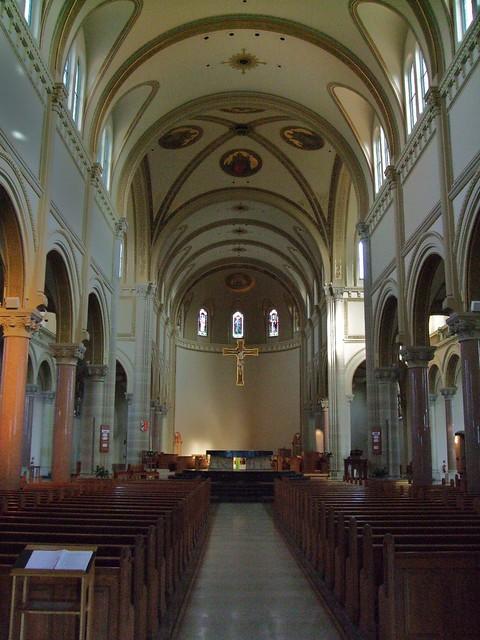 St. Vincent Basilica, St. Vincent Archabbey, Latrobe, PA