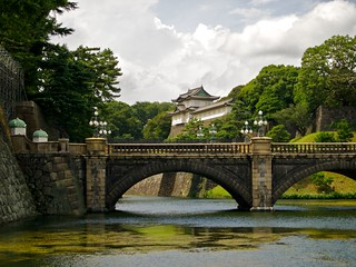 Tokyo Imperial Palace   by mhiguera