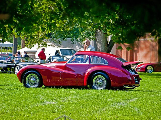 Alfa Romeo 6C 2500 SS Competizione Berlinetta 1948 Carrozzeria Touring