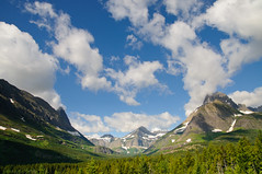 Many Glacier / Iceberg Trail