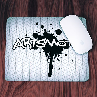 Artsmoto.com Mousepad Giveaway | by Monkey Crisis On Mars