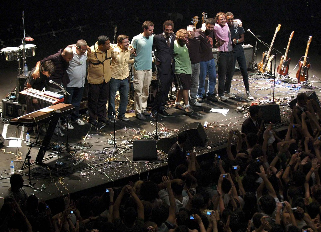 Último Show Los Hermanos 09/06/2007 Fundição Progresso