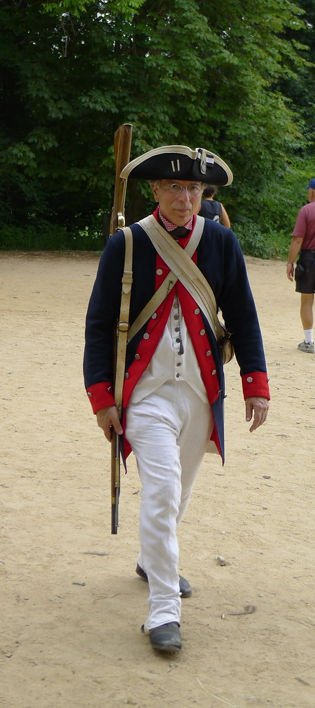 Redcoats & Rebels Revolutionary War Reenactment | New Englan