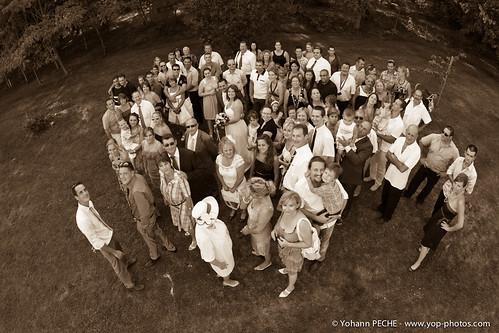 Photo de mariage Groupe