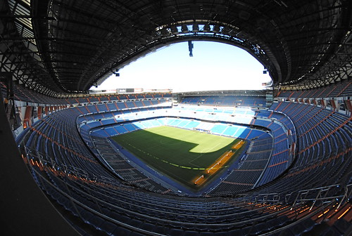 Estadio Santiago Bernabéu | by BruceW.