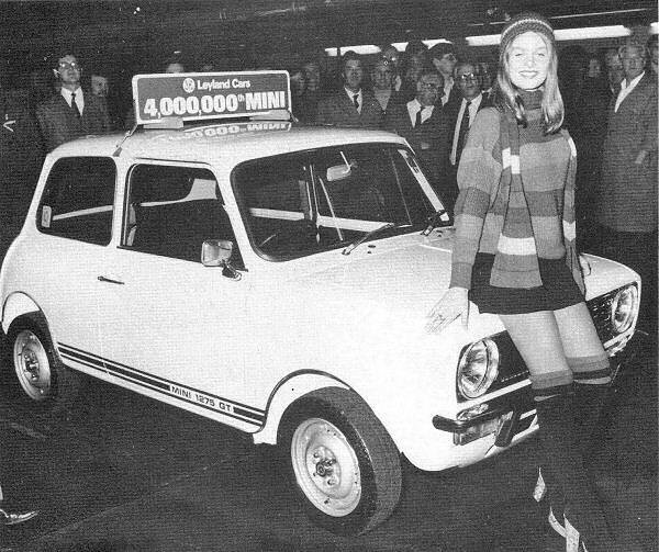 Four Millionth Mini (1976)