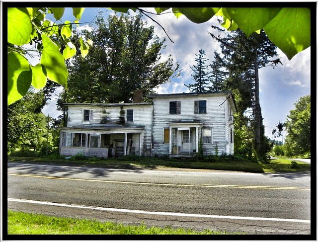 Sherwood Equal Rights Historic District ~ Sherwood NY