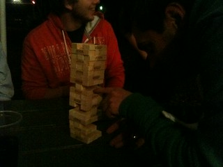 Late night Jenga  - Activate 2011