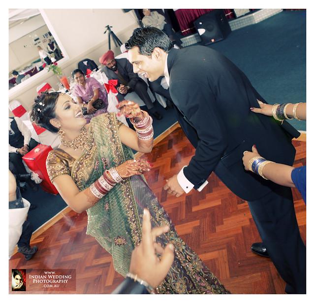 Hindu Sikh Punjabi Wedding Reception Photography Sydney