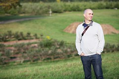 Seb - Indian Ladder Farms - Altamont, NY - 10, Oct