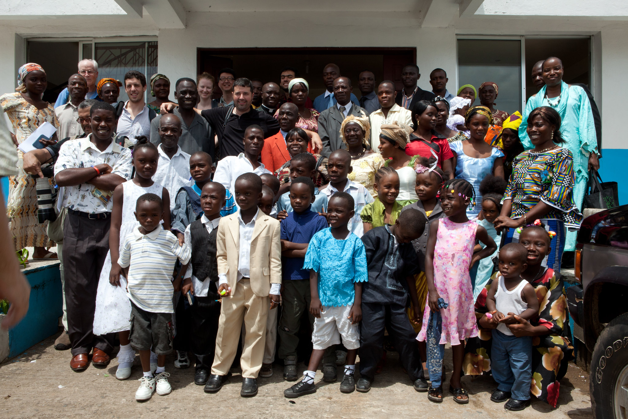 Faces of Liberia – Together Liberia – Bruce Strong