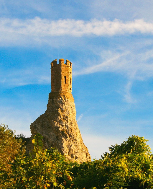 Maiden Tower - Devin Castle A