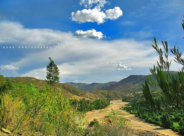 Cachimayo Valley