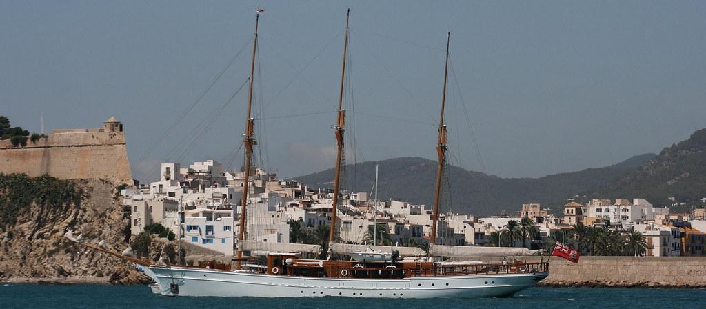 Baboon Sail Yacht. Ibiza