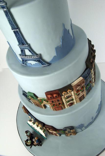 paris wedding cake toronto