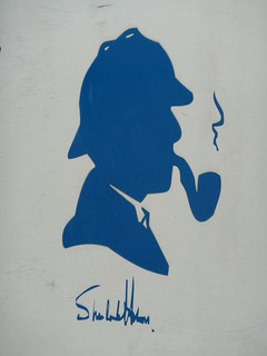 Sherlock Holmes | by givingnot@rocketmail.com