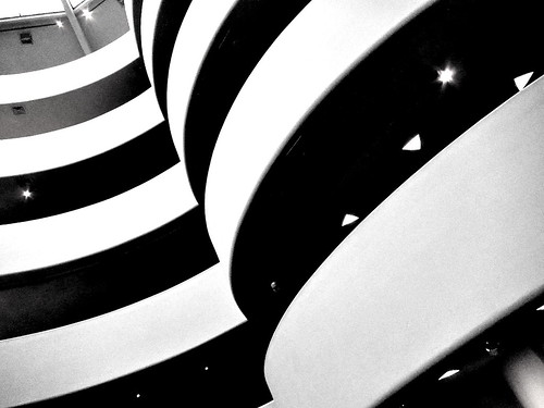 Guggenheim abstract | by kevin dooley
